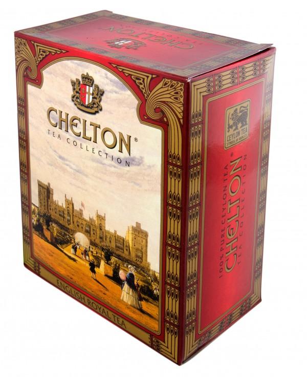 Купить Черный чай English Royal Tea, ОР крупный лист 500 грамм , Rideamus, SRL