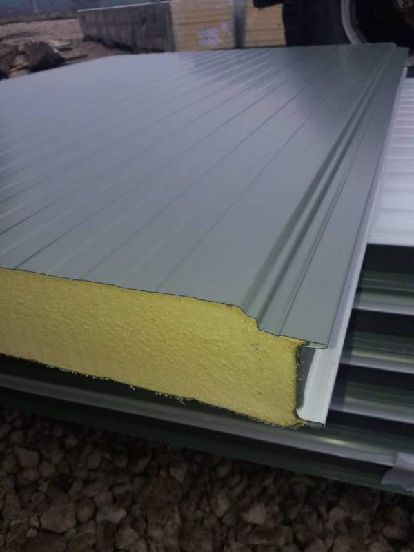 Sandwich panel md - Midanat Construct