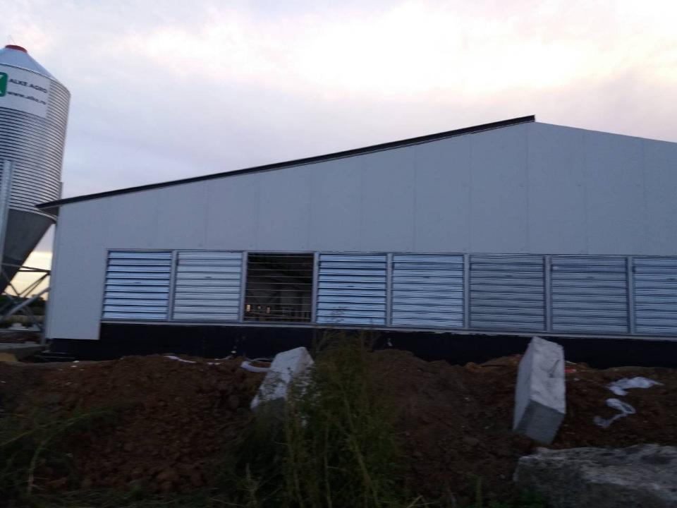 The building of the sandwich panels art. 37
