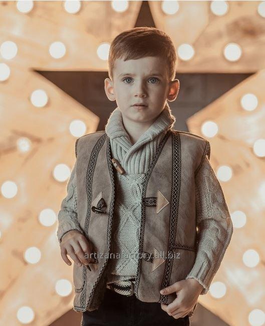Купить Детская жилетка для мальчика, Детская одежда в Молдове