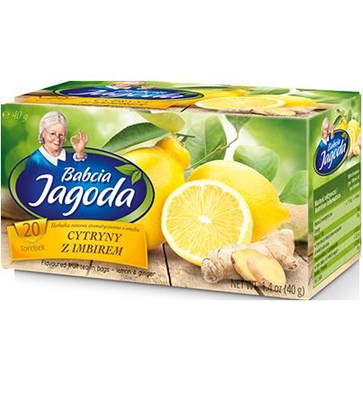 Купить Чай Бабушкины Ягоды