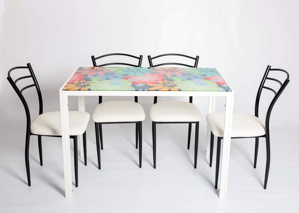 Купить Набор стол со стульями MB-14 + DC-55