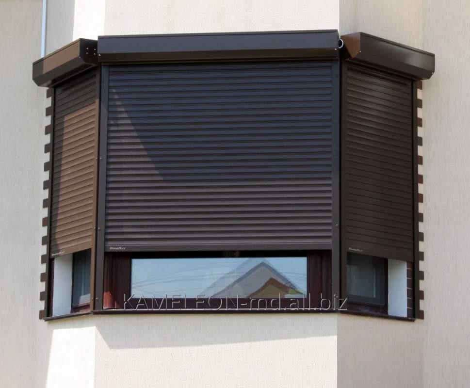 Stor perde balkon için