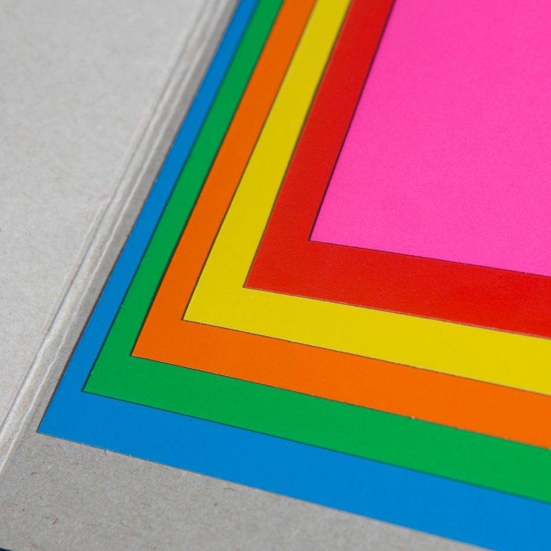 Купить Художественный картон 12122 APLI Designed paper parchment Mod A4, 90g/m2, 20foi/top