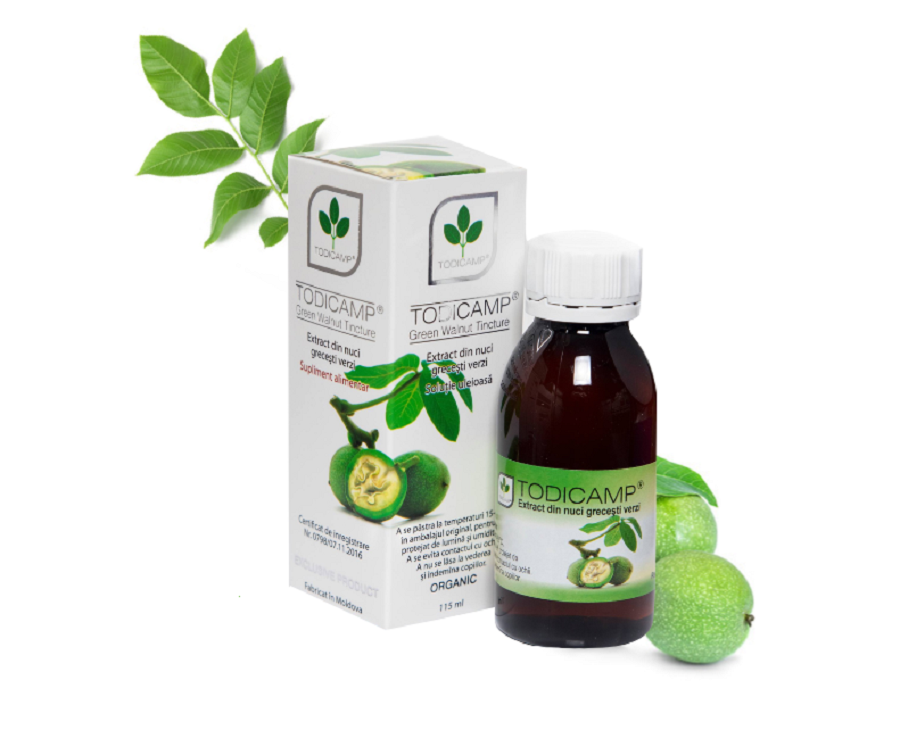 Buy  Extract of walnuts TODICAMP