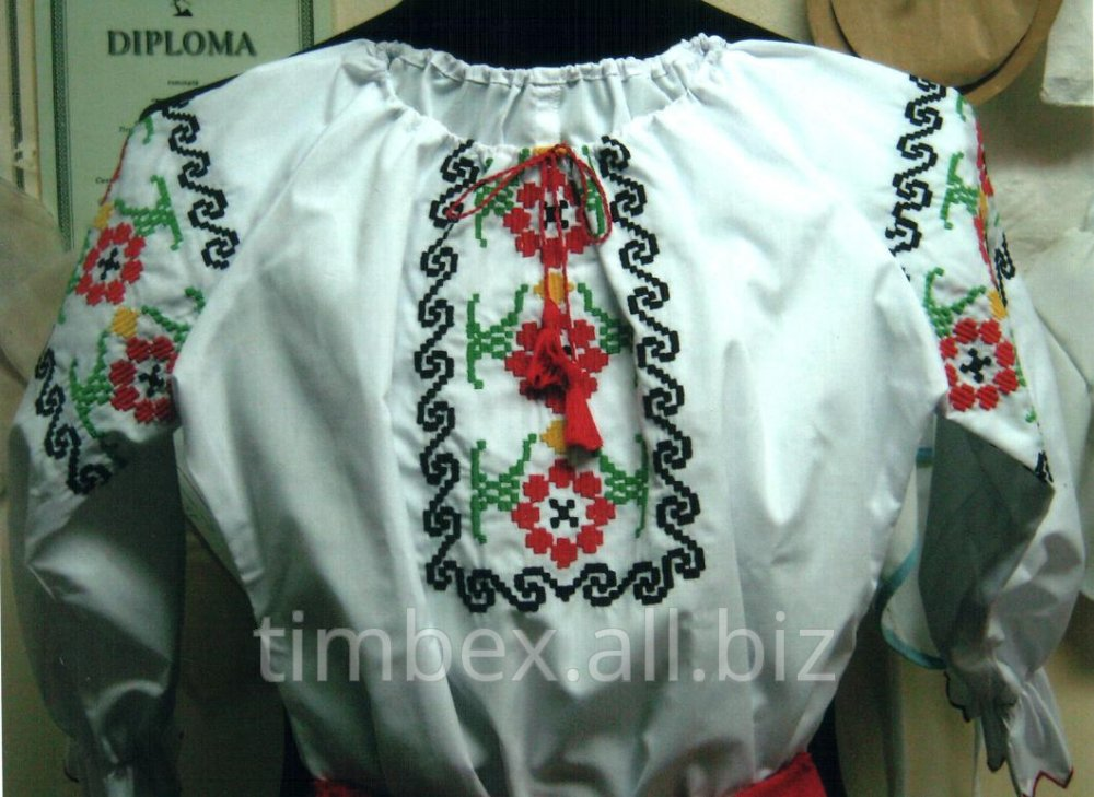 Buy Moldavian national suits