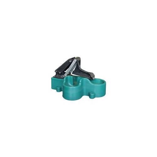 Поилка-помпа для пастбищ из полиэтилена с дополнительной чашей для молодняка Модель 546-JUNIOR