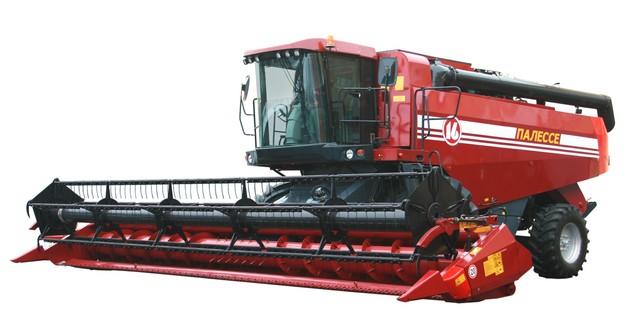 Buy Combine harvester KZS-1624-1