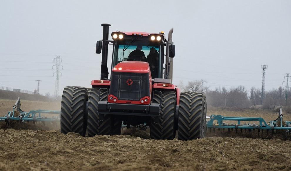 cumpără Tractor Kirovets K-744R3 Standard