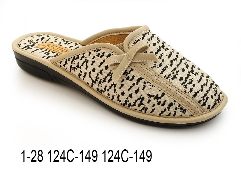 Buy Women's slippers with 1-28 124-149 124 p-149