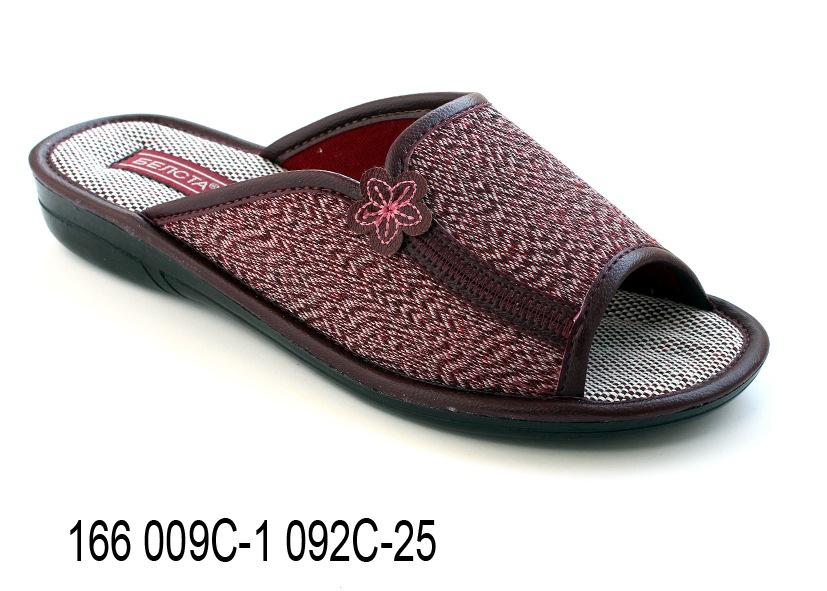Женские тапочки 166 009С-1 092С-25