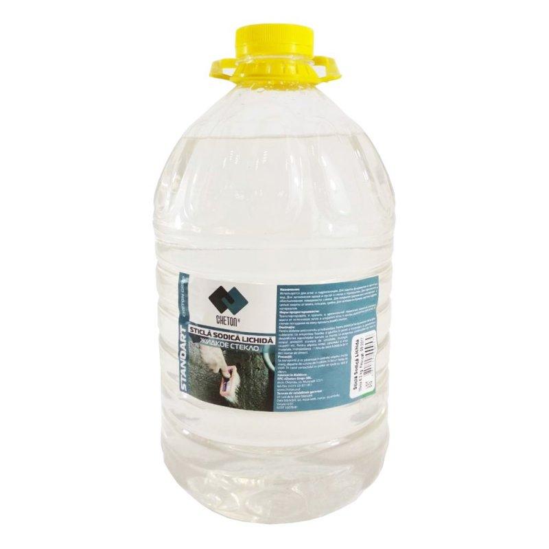 Жидкое стекло 6.2кг