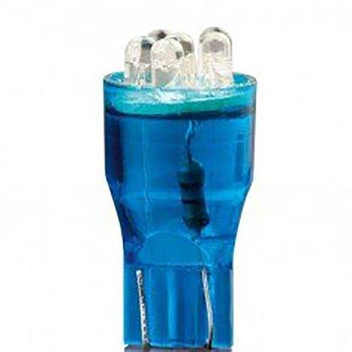 Лампочка Vecta светодиодная с цоколем T13 10W синяя 6055