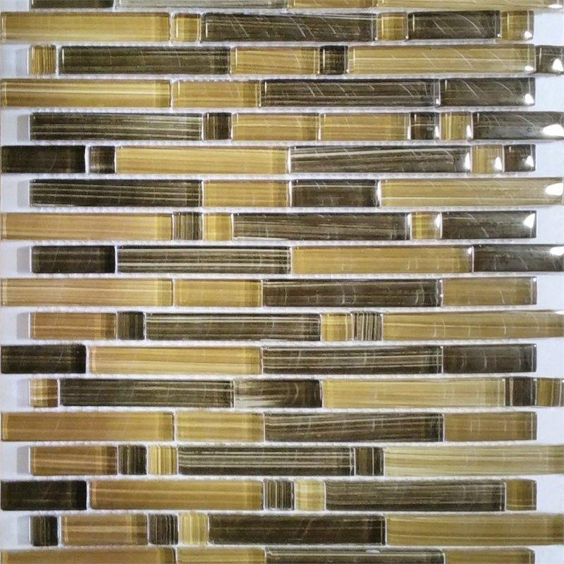Мозаика Wellness Paint Braun 30x30см
