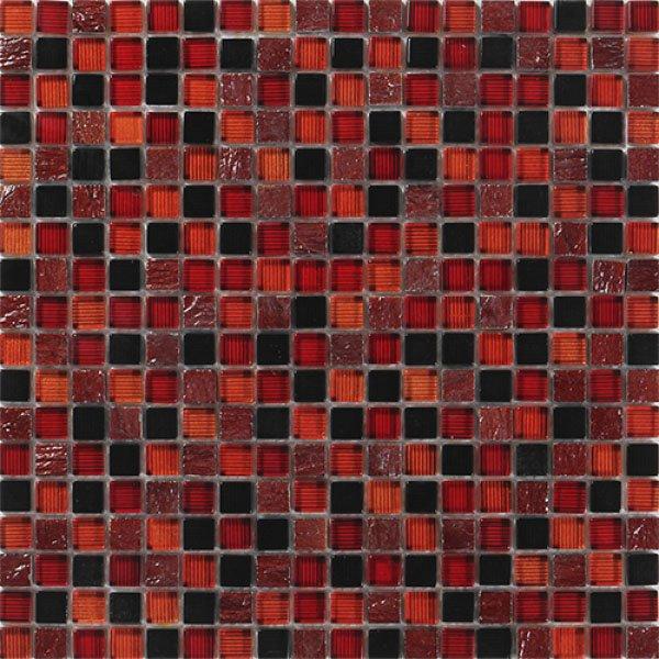 Мозаика Wellness Titanic Red 30x30см
