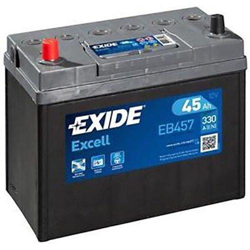 Аккумулятор Exide Excell EB457 45Ач 330А