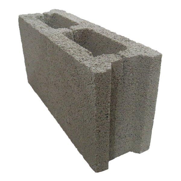 Блок стеновой (фортан) 395х195x120мм