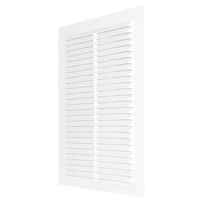 Вентиляционная решетка D/170x240 W