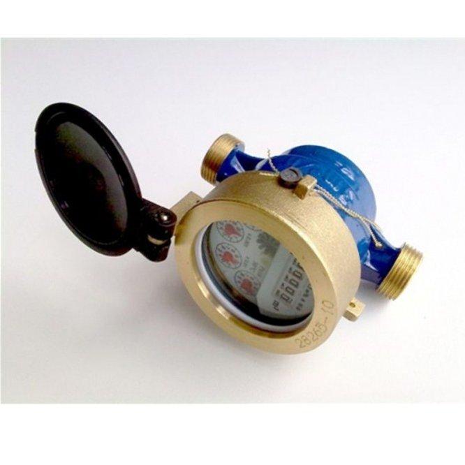 Водомер холодной воды DS TRP D25