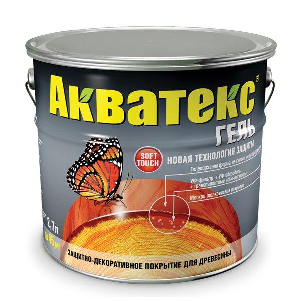 Гель Акватекс Бесцветный 0.75л