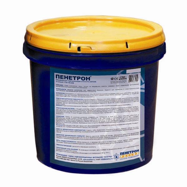 Гидроизоляционная смесь Penetron 5кг