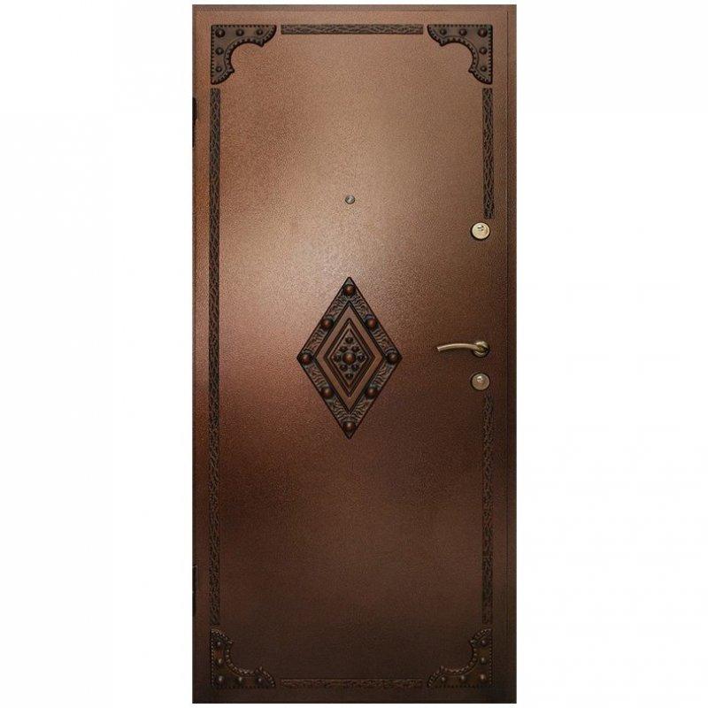 Дверь металлическая Artdoor левая 205x88см