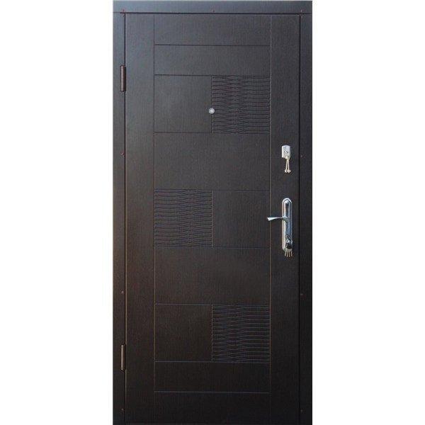 Дверь металлическая F4 левая 204х86см