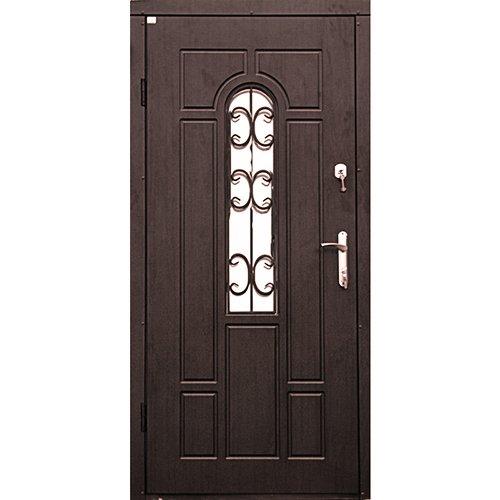 Дверь металлическая Vinorit Н122 левая 204х96см
