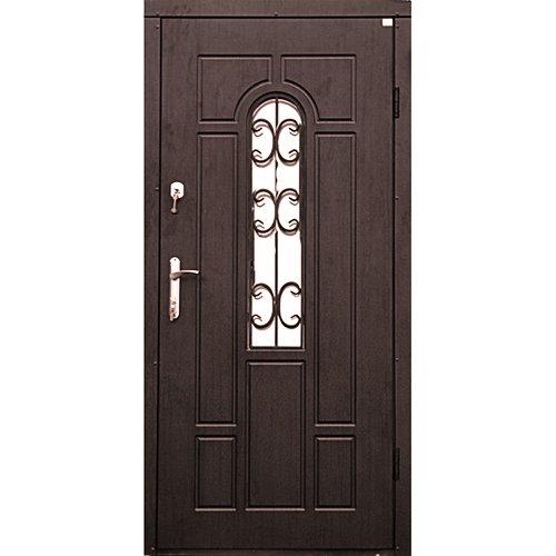 Дверь металлическая Vinorit Н122 правая 204х96см
