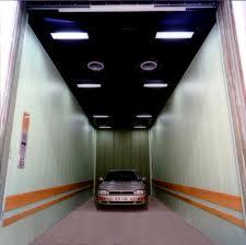Лифты для транспортировки автомобилей