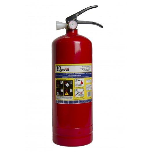 Огнетушитель порошковый ОП-3