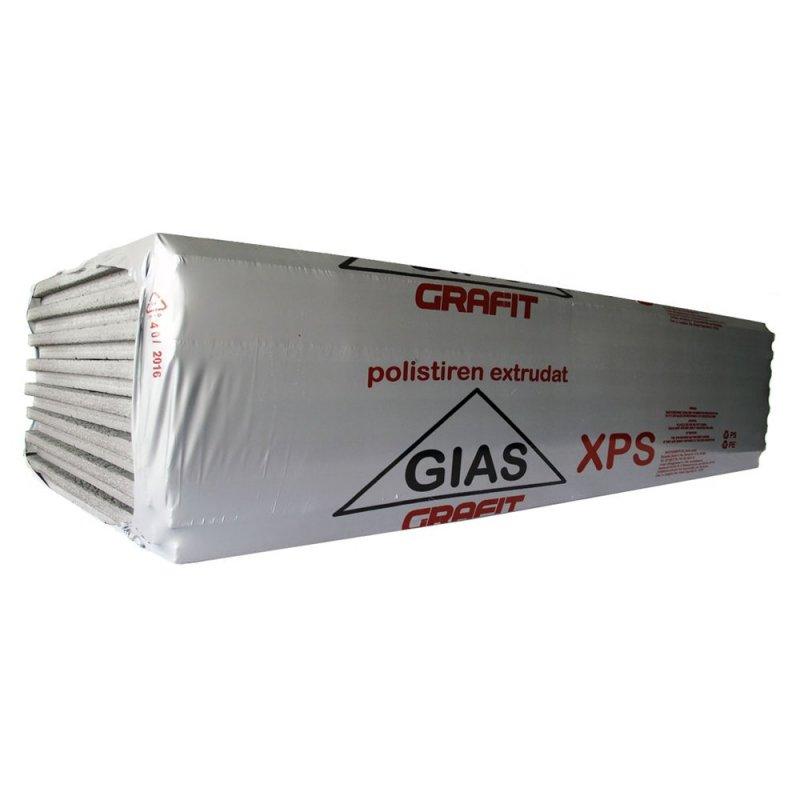 Пенополистирол Gias XPS 1250x565x30мм