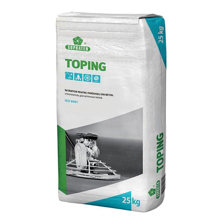 Купить Упрочнитель для бетонных полов Toping 25кг