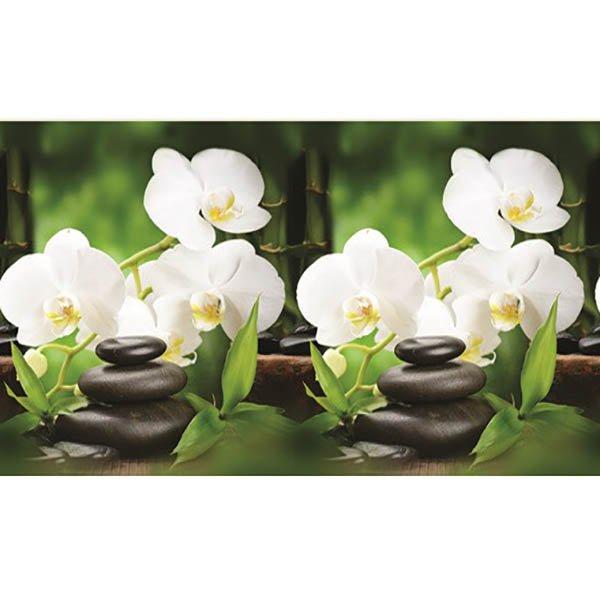 Купить Фартук Белая Орхидея