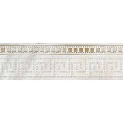 Купить Фриз Carrara White 9x30см