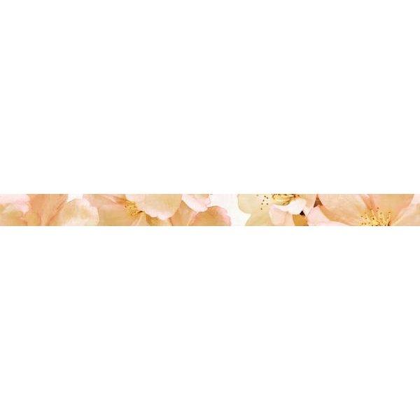 Купить Фриз Flora Beige 4.3x60см