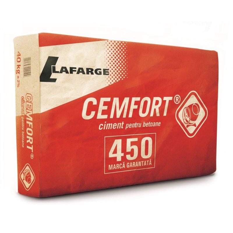 Купить Цемент Cemfort 450 40кг