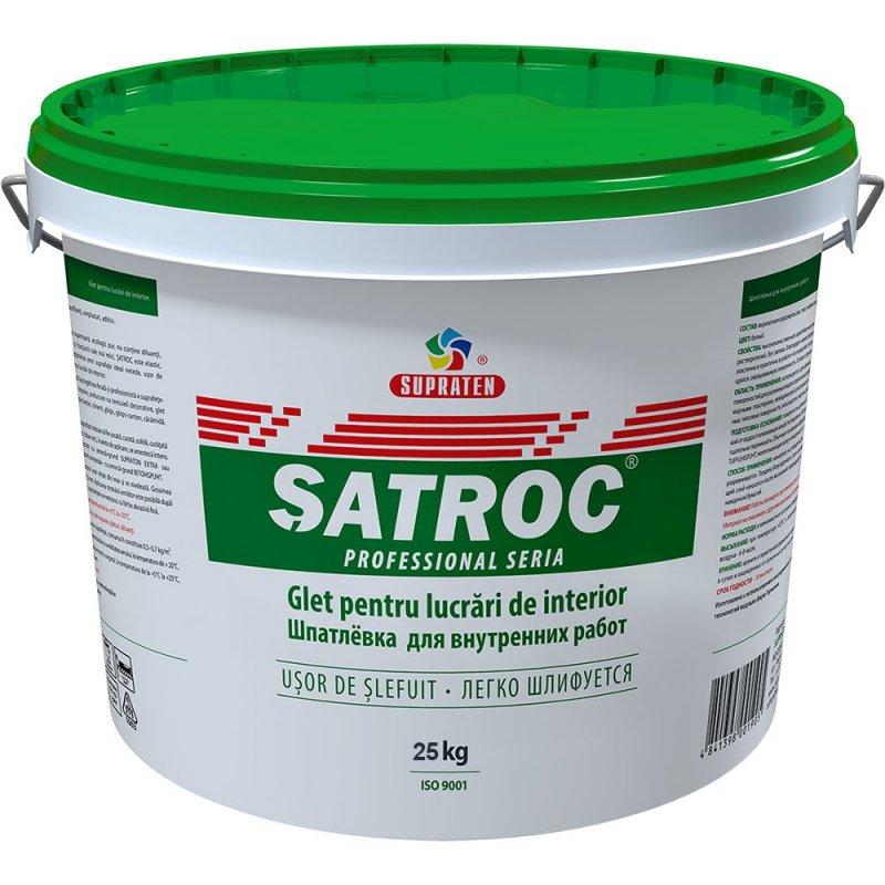 Купить Шпатлевка Satroc 25кг