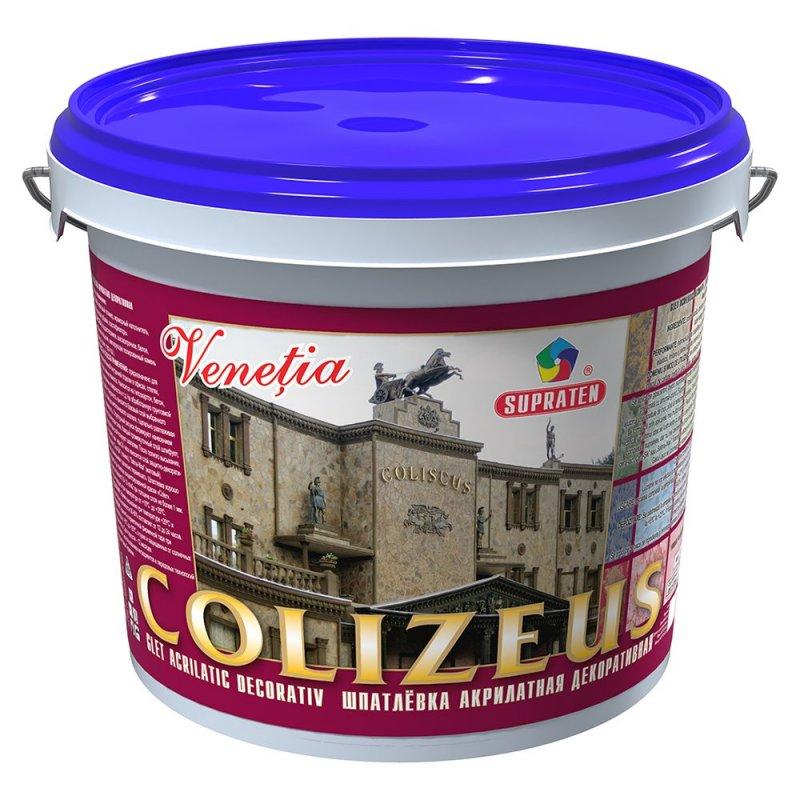 Купить Шпатлевка декоративная Colizeus 8кг