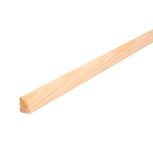 Купить Штапик оконный 8x8мм 1.6м