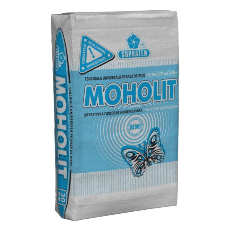 Купить Штукатурка гипсовая Moholit 30кг