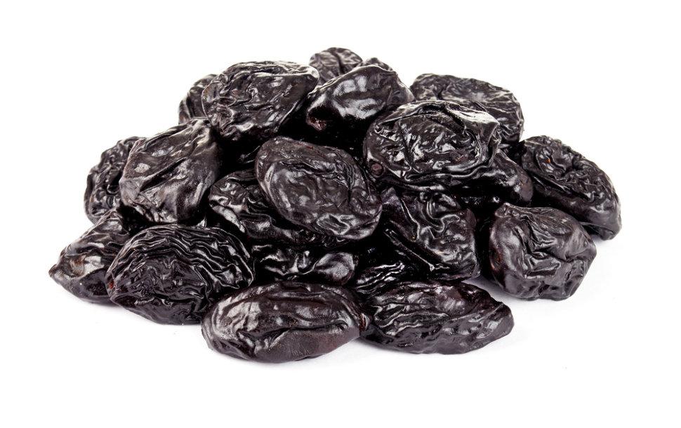 Сушенные фрукты - чернослив