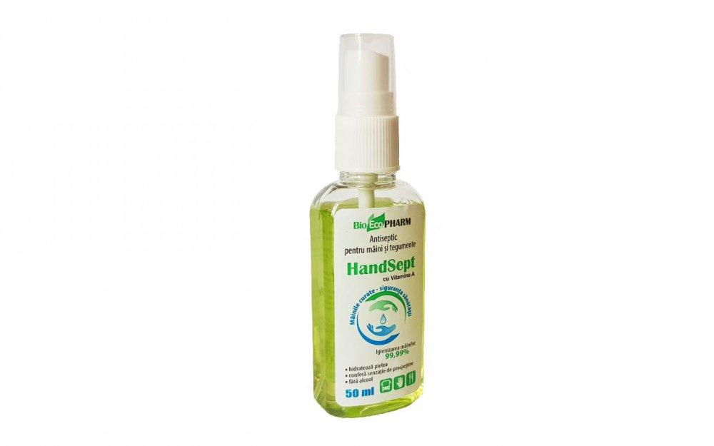 cumpără HANDSEPT, antiseptic pentru mâini și tegumente