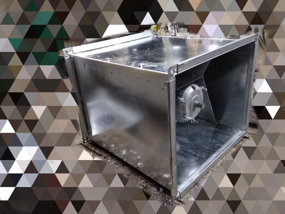 Купить Вентилятор радиальный прямоугольный 280 - 46 в Молдове