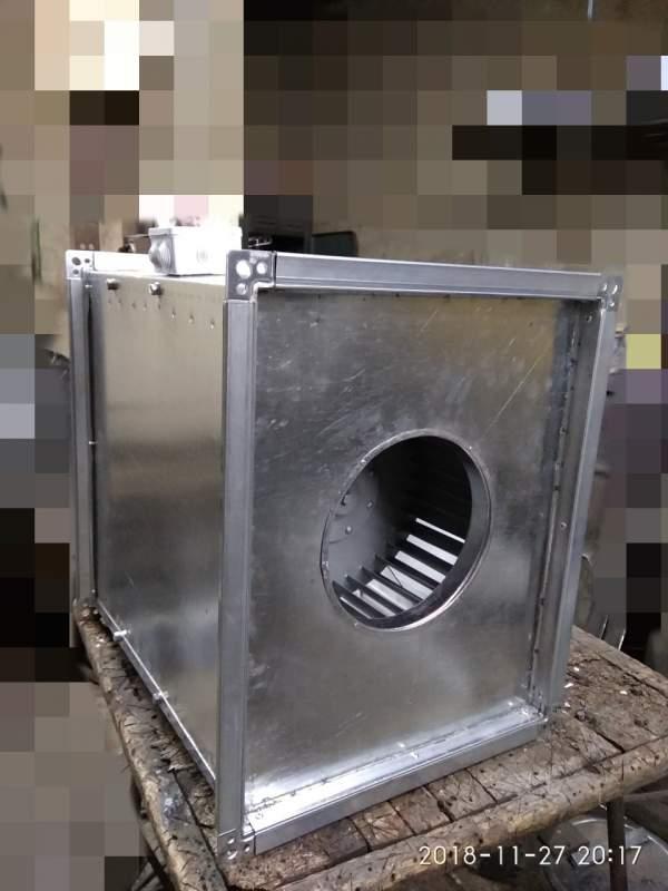 Купить Вентилятор радиальный прямоугольный 280-46 в Молдове