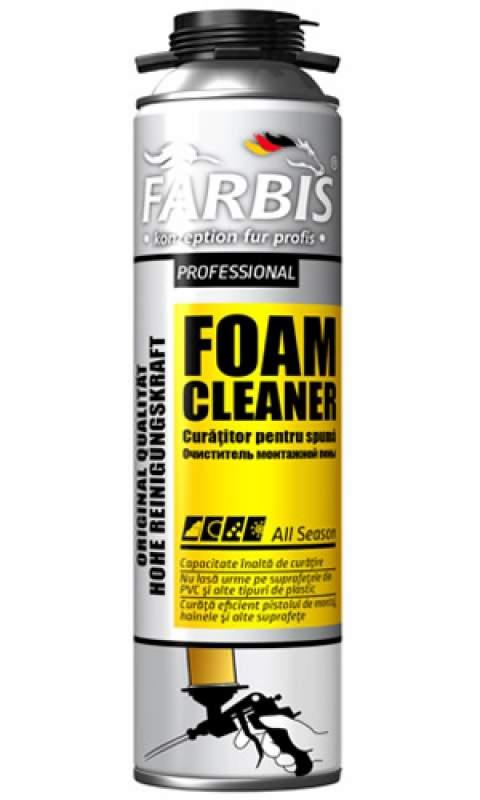 Купить Профессиональный очиститеть монтажной пены FARBIS