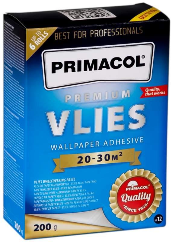 Купить Профессиональный клей для флизелиновых обоев PRIMACOL PREMIUM