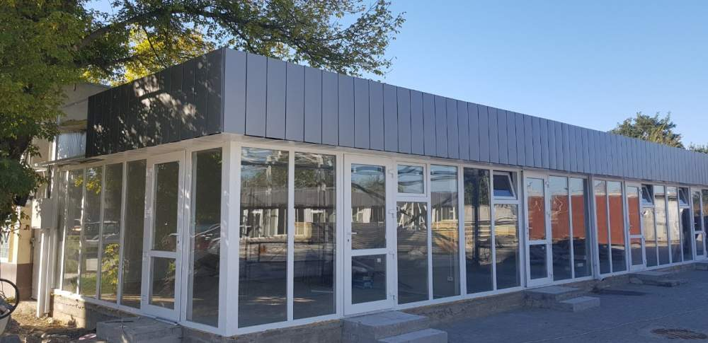 Buildings prefabricated panels