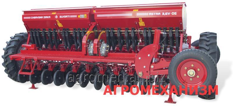 Купить Сеялки зерновые СЗ ASTRA 3,6v Premium