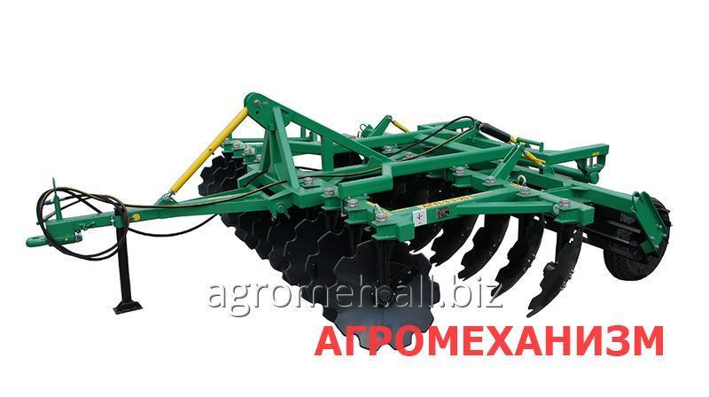 Купить Агрегат почвообрабатывающий полуприцепного типа АГП